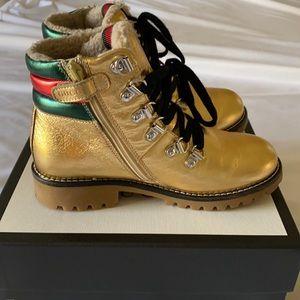 Girls Gucci boots